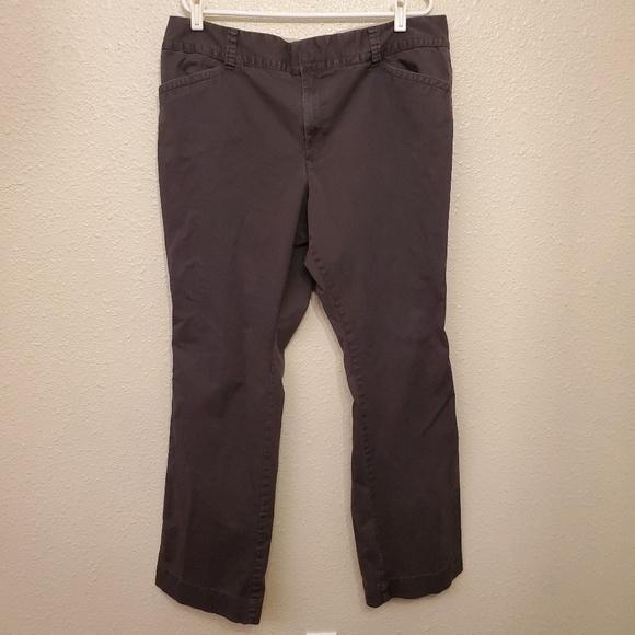 Eddie Bauer Pants - Eddie Bauer Blakely Boot Cut pants
